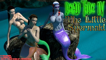Dead Tide 4: The Little Spermaid (Adult Game Download)