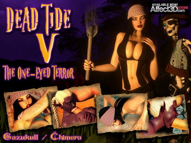 Dead Tide 5: The One-Eyed Terror (Adult Game Download)