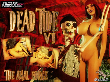 Dead Tide 6: The Anal Forge (Adult Game Download)