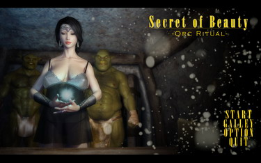 Secret of Beauty: Orc Ritual (Adult Game Download)