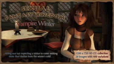 Sexual Fantasy Kingdom: Vampire Winter