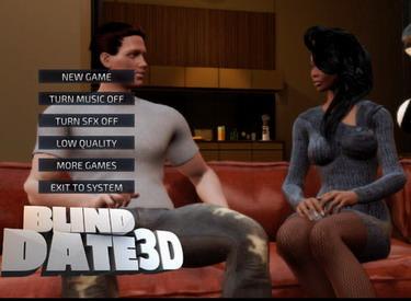 Blind Date 3D (Adult Game Download)