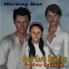 A Working Man [Full Game] (Uncen) 2016