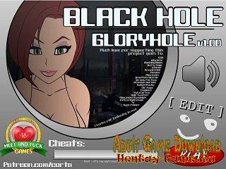 Black Hole Gloryhole v1.25 (Adult game)