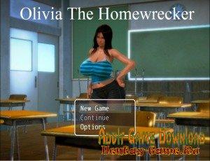 Olivia The Homewrecker - [InProgress New Version 0.2] (Uncen) 2017