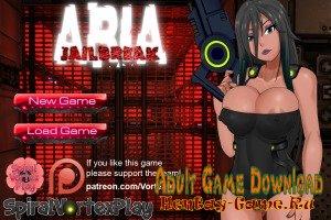 ARIA: Jailbreak - [InProgress Full Game] (Uncen) 2017