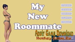My New Roommate – [InProgress  New Version 1.1 (Full Game)] (Uncen) 2017