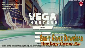 Vega Hunters - [InProgress New Version 2.1] (Uncen) 2017