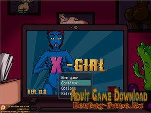 X-Girl – [InProgress New Version 0.3] (Uncen) 2017