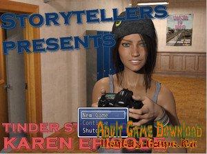 Tinder Stories: Karen Episode – [InProgress Version 1.0] (Uncen) 2017