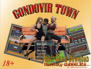 Gondovir Town - [InProgress New Version 0.5.1] (Uncen) 2017