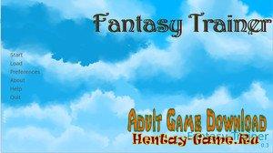Fantasy Trainer - [InProgress New Final Version 1.0 + Walkthrough (Full Game)] (Uncen) 2017