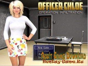 Officer Chloe [InProgress New Final Version 1.0 (Full Game)] (Uncen) 2016