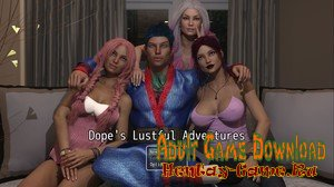 Dopes Lustful Adventures – [InProgress New Version 0.12] (Uncen) 2017