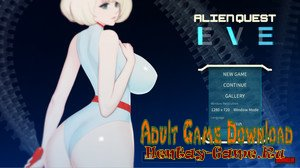 Alien Quest: Eve – [InProgress New Final Version 1.0 + Gallery Unlock Save (Full Game)] (Uncen) 2018