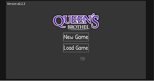Queen's Brothel - [InProgress New Version 0.10.0] (Uncen) 2018