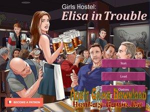 Girls Hostel: Elisa in Trouble - [InProgress New Final Version 1.0.0 (Full Game)] (Uncen) 2018