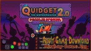 Quidget the Wonderwiener 2.0 - [InProgress Version 0.2.0] (Uncen) 2018