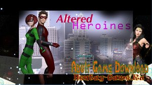 Altered Heroines - [InProgress New Version 0.13] (Uncen) 2018