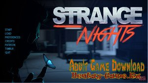 Strange Nights - [InProgress New Version 0.04] (Uncen) 2018