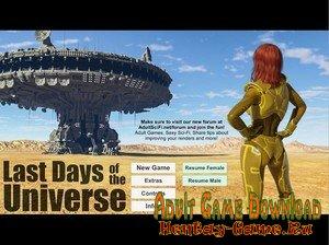 Last Days Of The Universe - [InProgress Episode 1 - New Final Version 1.0 (Full Game)] (Uncen) 2017