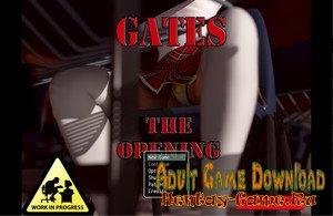Gates The Opening [InProgress New Version 1.0 + Extra + Walkthrough (Full Game)] (Uncen) 2016
