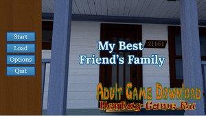 My Best Friend's Family - [InProgress New Final Version 1.01 (Full Game)] (Uncen) 2017