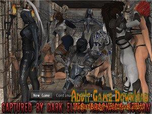 Captured by Dark Elves: Arachna's Return - [InProgress New Final Edition + Walkthrough (Full Game)] (Uncen) 2018
