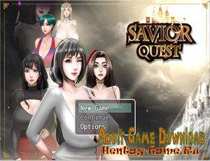 Savior Quest - [InProgress New Chapter 1] (Uncen) 2018