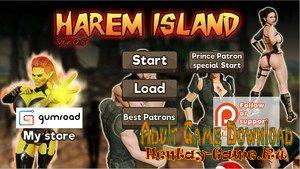 Harem Island - [InProgress New Version 0.99] (Uncen) 2018