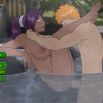 Boobieleached: A Trip to the hot Springs (Full Version)