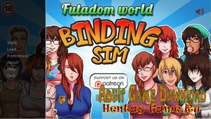 Futadomworld The Game - Binding Sim - [InProgress New Version 0.3] (Uncen) 2017
