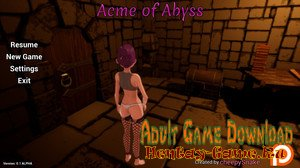 Acme of Abyss - [InProgress  New Version 0.12a] (Uncen) 2018