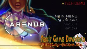 Arenus - [InProgress Tech Demo] (Uncen) 2018