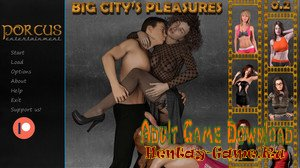 Big City's Pleasures - [InProgress New Version 0.2.2] (Uncen) 2018