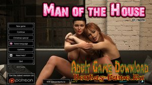 Man of the House - [InProgress New Version 0.9.7 Extra + Incest Patch] (Uncen) 2017