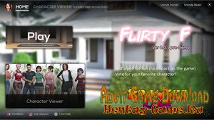 Flirty F - [InProgress New Version 0.1.21 + INC Patch] (Uncen) 2019