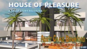 House of Pleasure - [InProgress New Version 0.3.5] (Uncen) 2019