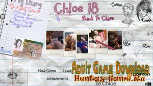 Chloe18 - Back To Class - [InProgress New Version 0.40.1 Holiday Special] (Uncen) 2019