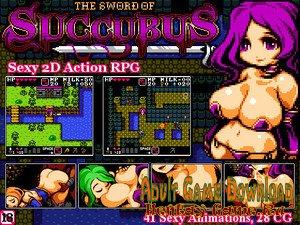 Midnight Castle Succubus + The Sword Of Succubus - [InProgoress Full Games] (Uncen) 2019