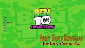 Ben 10: A day with Gwen - [InProgress Full-Mini Game] (Uncen) 2019