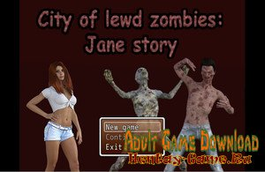 City of Lewd Zombies: Jane Story - [InProgress Version 0.01] (Uncen) 2019