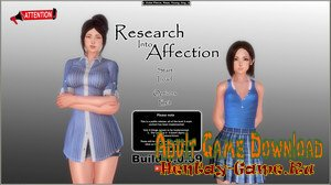 Research into Affection - [InProgress New Version 0.5.7] (Uncen) 2018