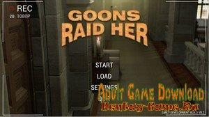 Goons Raid Her - [InProgress New Final Version 1.0 + Saves (Full Game)] (Uncen) 2019