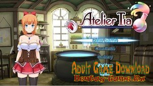 Atelier Tia - [InProgress New Version 0.83] (Uncen) 2019
