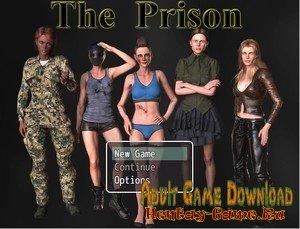 The Prison - [InProgress  New Version 0.50] (Uncen) 2019