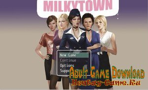 Milky Town - [InProgress New Version 0.4] (Uncen) 2019