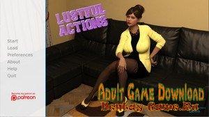 Lustful Actions - [InProgress New Version 0.1] (Uncen) 2019