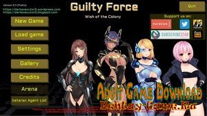 Guilty Force: Wish of the Colony - [InProgress Version 0.11] (Uncen) 2019