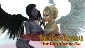 My Private Detective: Angels and Demons - [InProgress Full Mini-Game] (Uncen) 2019